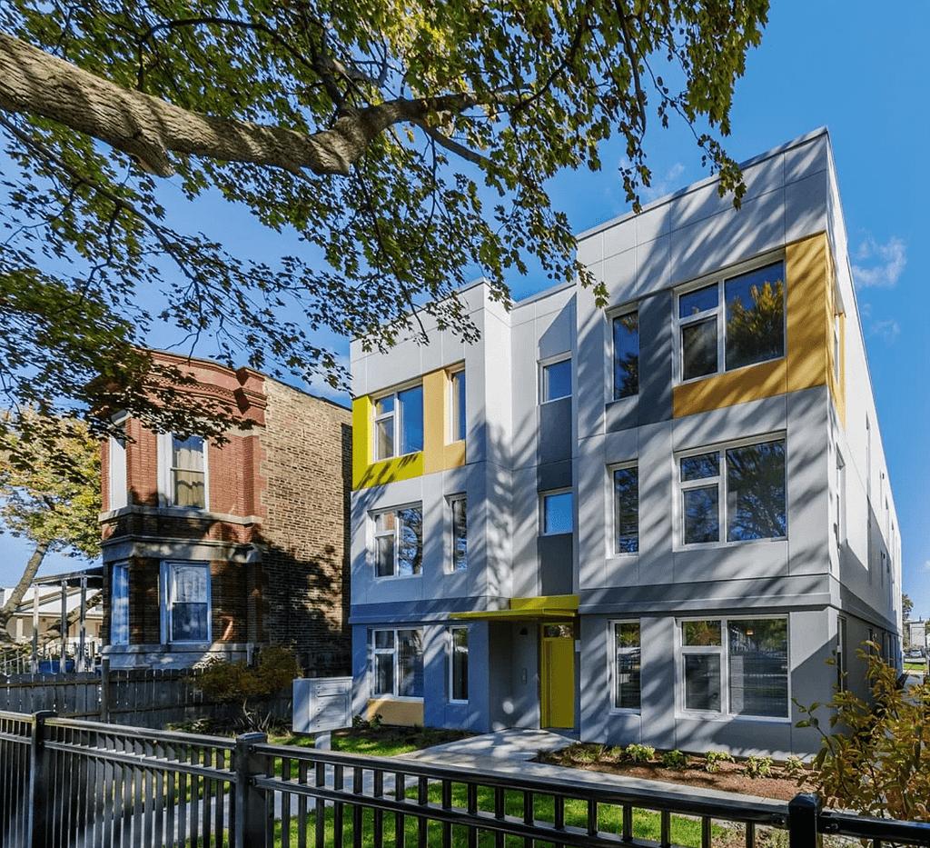 Passive House - Skyline Plastering