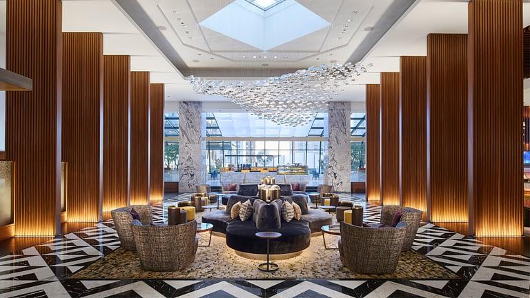 Ritz Carlton Interior